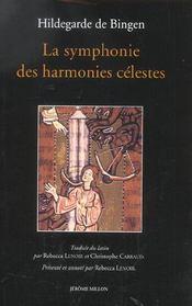 Symphonie Des Harmonies Celestes (La) - Intérieur - Format classique