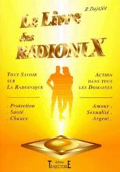 Livre Des Radionix - Couverture - Format classique
