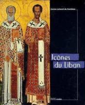 Icones Du Liban - Couverture - Format classique
