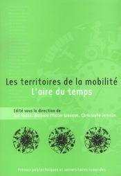 Les Territoires De La Mobilite L'Aire Dutemps - Intérieur - Format classique
