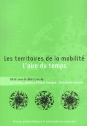 Les Territoires De La Mobilite L'Aire Dutemps - Couverture - Format classique