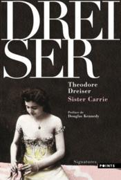 Sister Carrie - Couverture - Format classique