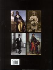 Les habits du pouvoir - 4ème de couverture - Format classique