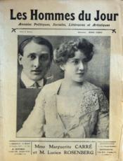 Hommes Du Jour (Les) N°532 du 19/10/1918 - Couverture - Format classique