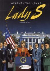 Vente livre :  Lady S. T.4 ; characters  - Jean Van Hamme - Philippe Aymond