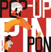 Vente livre :  Pop-up pin pon  - Martine Perrin