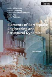 Vente livre :  Elements of earthquake engineering and structural dynamics (3rd ed.)  - Collectif