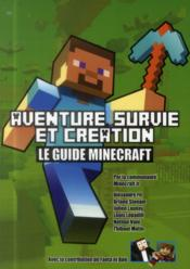 Vente livre :  Le guide Minecraft  - Collectif