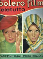 Bolero Film Teletutto - N°1057 - Couverture - Format classique