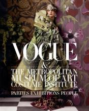 Vente  Vogue And The Metropolitan Museum Of Art'S Cost  - Xxx
