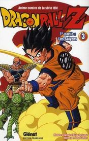 Dragon ball Z ; cycle 1 t.3 – Akira Toriyama