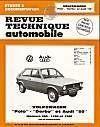 Rta 363.2 Audi 50 Et Vw Polo (1975/1982) - Couverture - Format classique