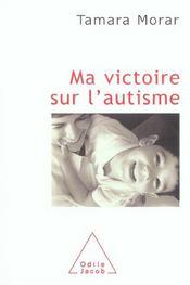 Ma victoire sur l'autisme - Intérieur - Format classique