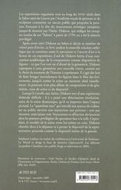 L'Oeil Revolte - 4ème de couverture - Format classique