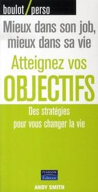 Vente  Atteignez vos objectifs  - Andy Smith