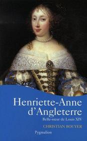Henriette-Anne D'Angleterre ; Belle-Soeur De Louis Xiv - Intérieur - Format classique