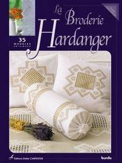 Broderie Hardanger (La) - Intérieur - Format classique