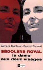 Ségolène Royal - Couverture - Format classique