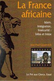 La France africaine - Intérieur - Format classique