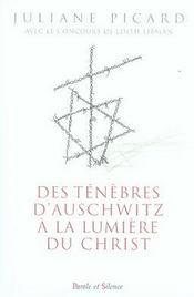 Des ténèbres d'auschwitz à la lumière du christ - Intérieur - Format classique