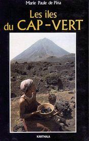 Guide des îles du Cap-Vert - Couverture - Format classique