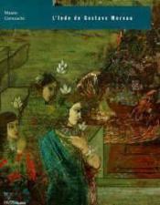 L'Inde De Gustave Moreau - Couverture - Format classique