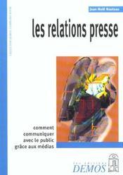 Relations Presse - Intérieur - Format classique