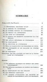 Physiologie comparée de l'entreprise - Intérieur - Format classique