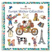 Europe sticker collection  - Collectif