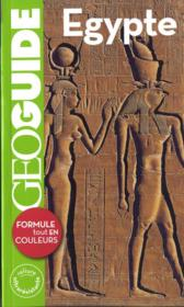 Vente livre :  Geoguide ; Egypte  - Lucie Milledrogues