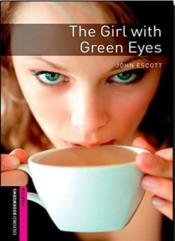The girl with green eyes - Couverture - Format classique