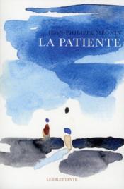 La patiente - Couverture - Format classique