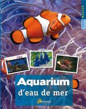 Aquarium d'eau de mer - Couverture - Format classique