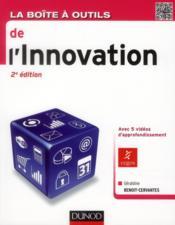 LA BOITE A OUTILS ; de l'innovation (2e édition) - Couverture - Format classique