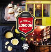 Vente livre :  Made in London  - Sidonie Pain