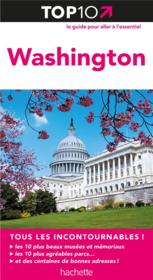Vente livre :  TOP 10 ; Washington  - Collectif