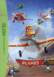 Planes, le roman du film - Couverture - Format classique