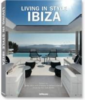 Vente livre :  Living in style Ibiza  - Collectif