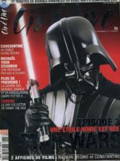 CINE LIVE - N° 87 - Episode 3 - une étoile noire est née STAR WARS - Couverture - Format classique