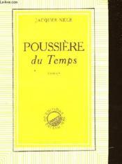 Poussiere Du Temps - Couverture - Format classique