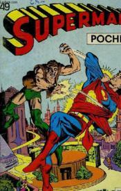 Superman Poche N°49 - Couverture - Format classique
