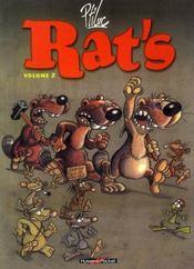 Rat's t.2 - Intérieur - Format classique