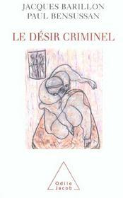 Le désir criminel - Intérieur - Format classique