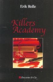 Killers Academy - Intérieur - Format classique
