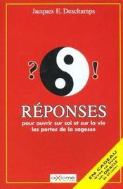 Reponses - Intérieur - Format classique