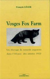 Vosges Fox Farm - Intérieur - Format classique
