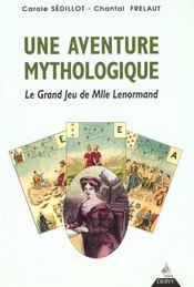Une Aventure Mythologique - Intérieur - Format classique