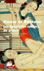 Amour Et Rancune Tome 1 - Amour Et Rancune - Couverture - Format classique