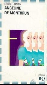 Angeline De Montbrun - Couverture - Format classique