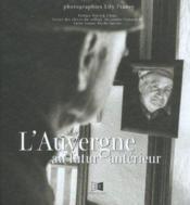 Auvergne Au Futur Anterieur (L') - Couverture - Format classique